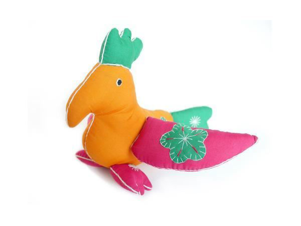 Picture of Daring Duck Plush Toy