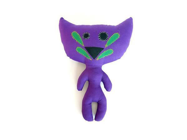 Picture of Crazy Cat Plush Toy