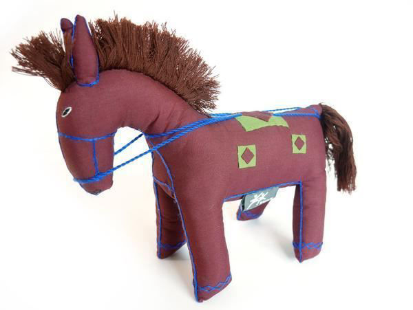 Picture of Toy Horse Plush Toy