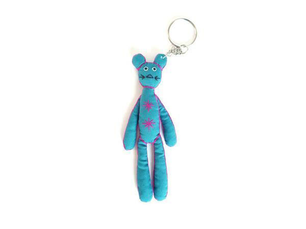 Picture of Dangling Doll Keyring