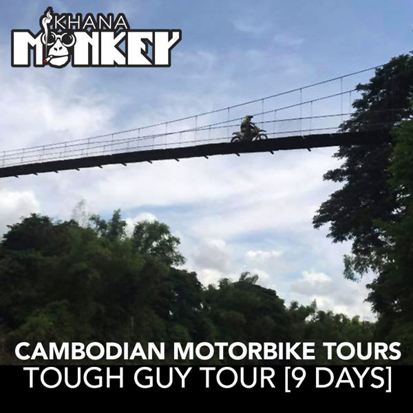 Picture of Cambodian Motorbike Tours - Tough Guy Tour