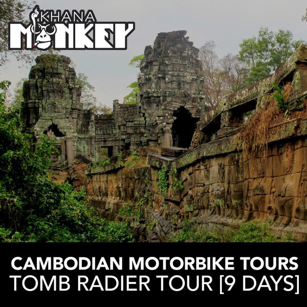 Picture of Cambodian Motorbike Tours - Tomb Raider Tour