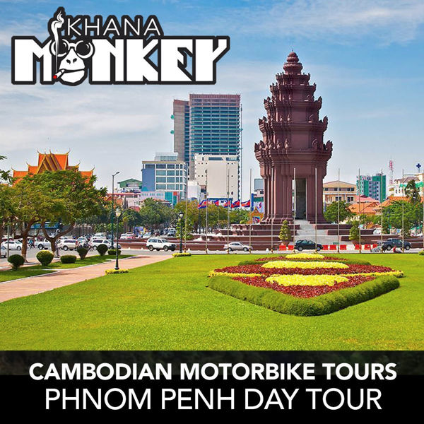 Picture of Cambodian Motorbike Tours - Phnom Penh Day Tour