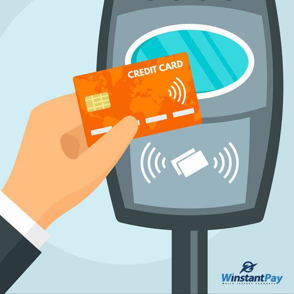 Picture of WPY Payout Credit Card & NFC token