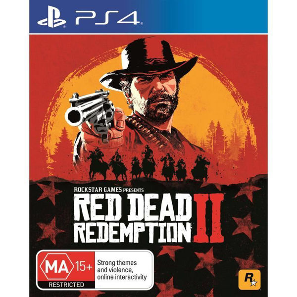 Picture of Red Dead Redemption II - PS4