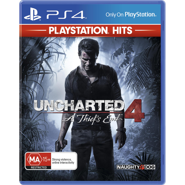 Picture of Uncharted 4: A Thief's End  - PS4