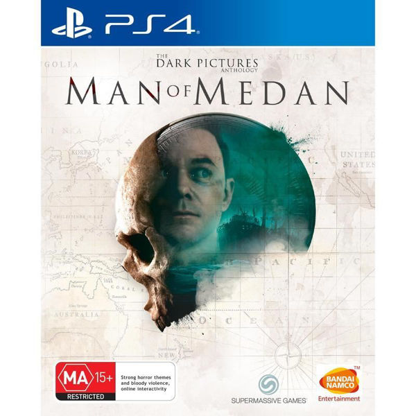 Picture of The Dark Pictures Anthology: Man of Medan  - PS4