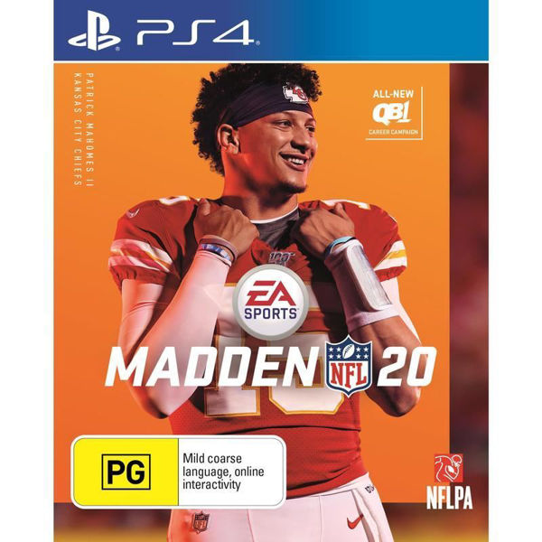 Picture of Madden NFL 20 - PS4