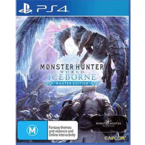Picture of Monster Hunter World: Iceborne Master Edition - PS4
