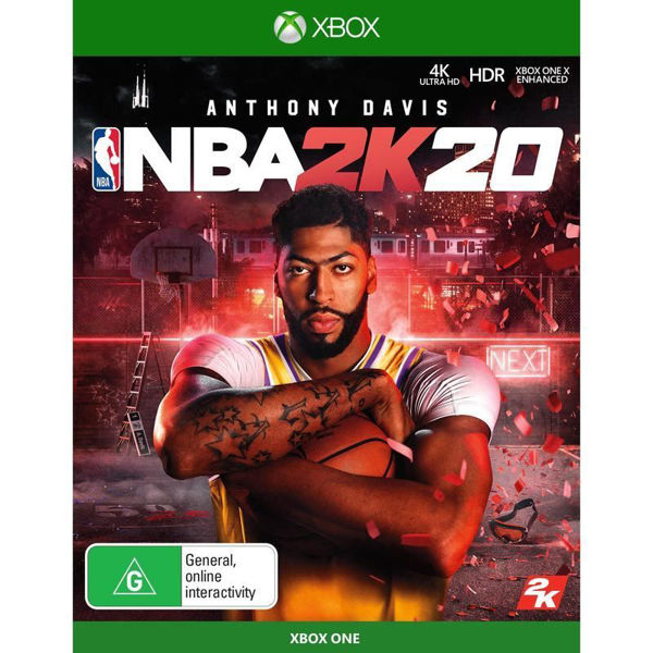 Picture of NBA 2K20 - Xbox One