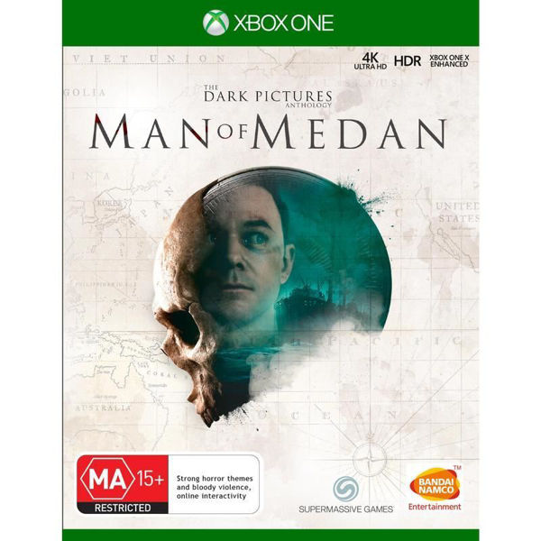 Picture of The Dark Pictures Anthology: Man of Medan  - Xbox One
