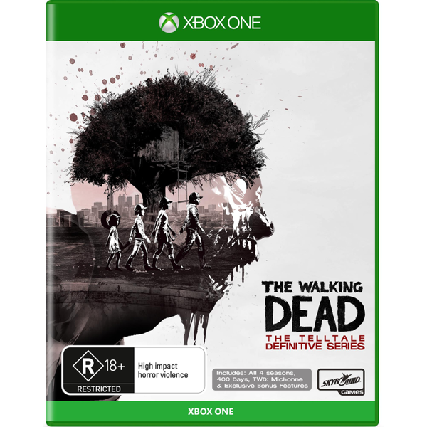 Picture of The Telltale Definitive Series - The Walking Dead  - Xbox One