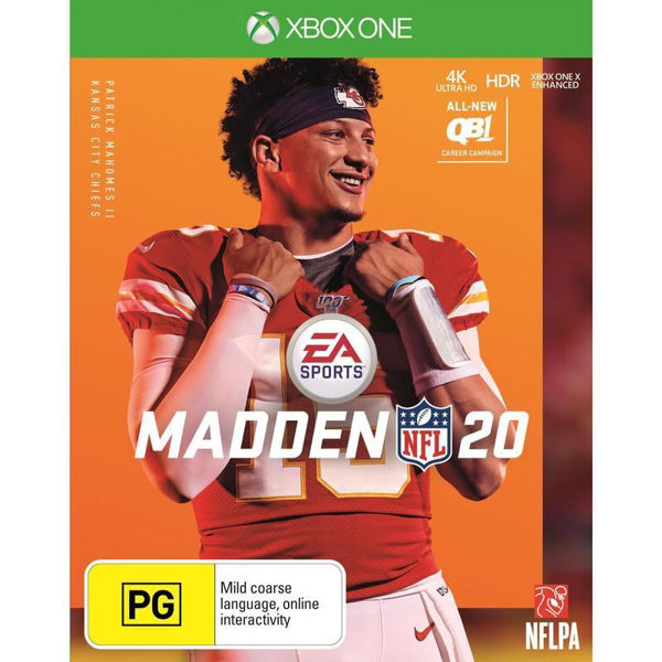 Picture of Madden NFL 20 - XboxOne