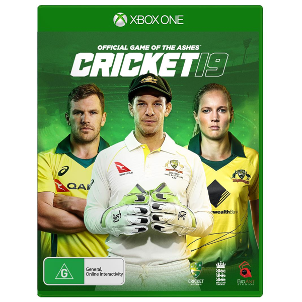 Picture of Cricket 19 – The Official Game of the Ashes - XboxOne