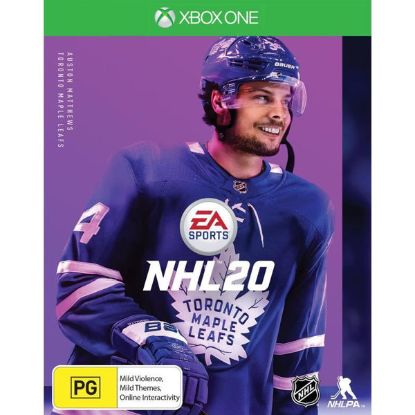 Picture of NHL 20 - XboxOne