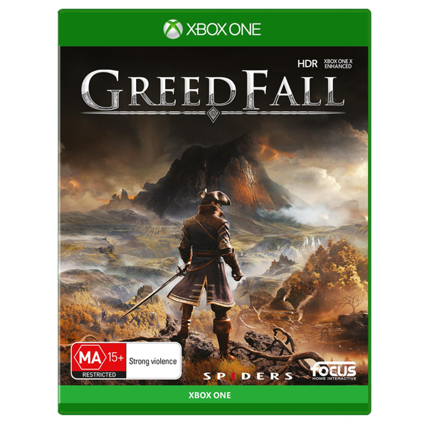 Picture of GreedFall  - Xbox One