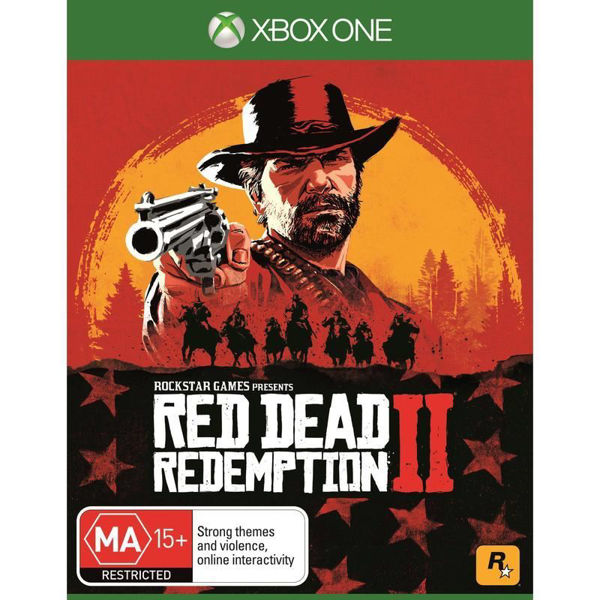 Picture of Red Dead Redemption II - XboxOne