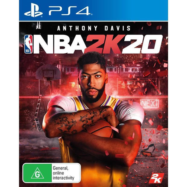 Picture of NBA 2K20 - PS4