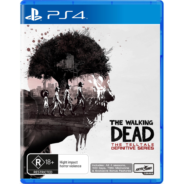 Picture of The Telltale Definitive Series - The Walking Dead  - PS4