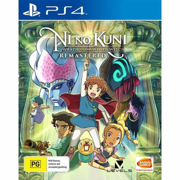 Picture of Ni No Kuni: Wrath of the White Witch Remastered  - PS4