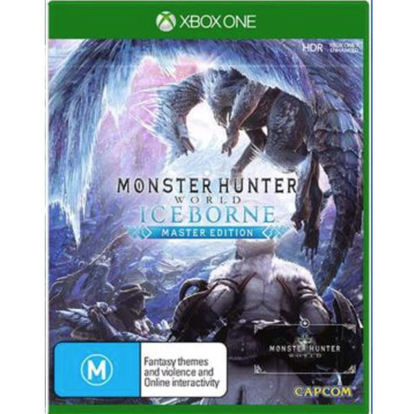 Picture of Monster Hunter World: Iceborne Master Edition - XboxOne