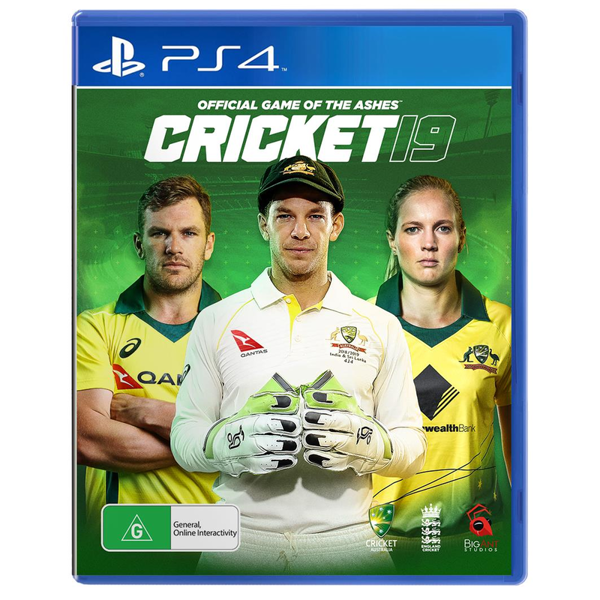 Picture of Cricket 19 – The Official Game of the Ashes - PS4