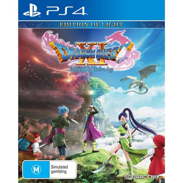Picture of PlayStation 4 Dragon Quest XI: Echoes of an Elusive Age Edition of Light - PS4