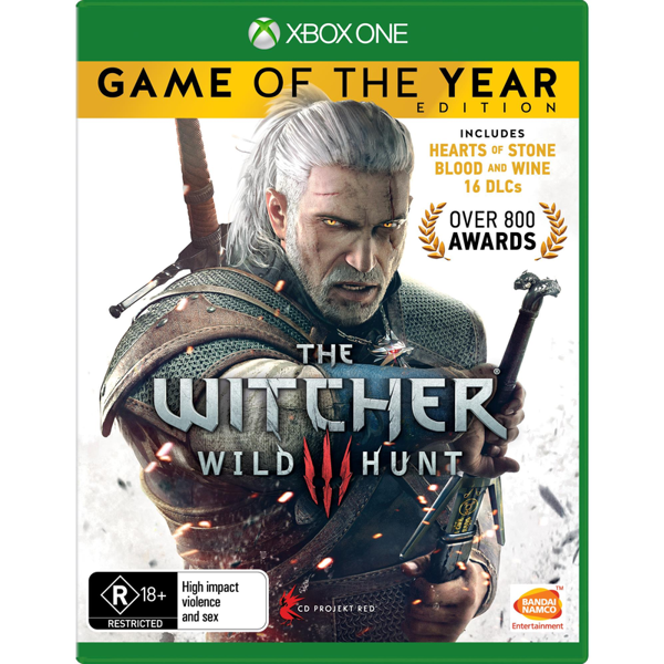 Picture of The Witcher 3: Wild Hunt - Game of the Year Edition - XboxOne