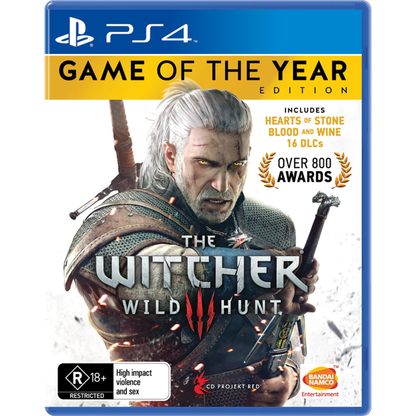 Picture of The Witcher 3: Wild Hunt - Game of the Year Edition - PS4
