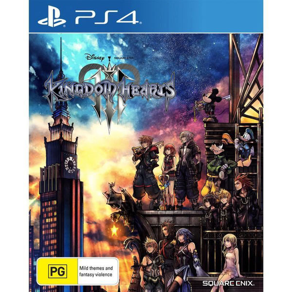 Picture of Kingdom Hearts 3  - PS4