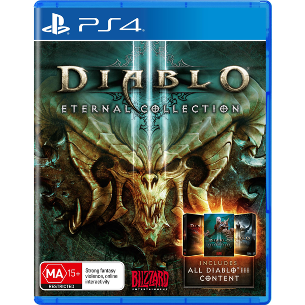 Picture of Diablo III: Eternal Collection  - PS4