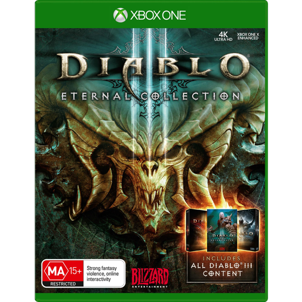 Picture of Diablo III: Eternal Collection  - XboxOne