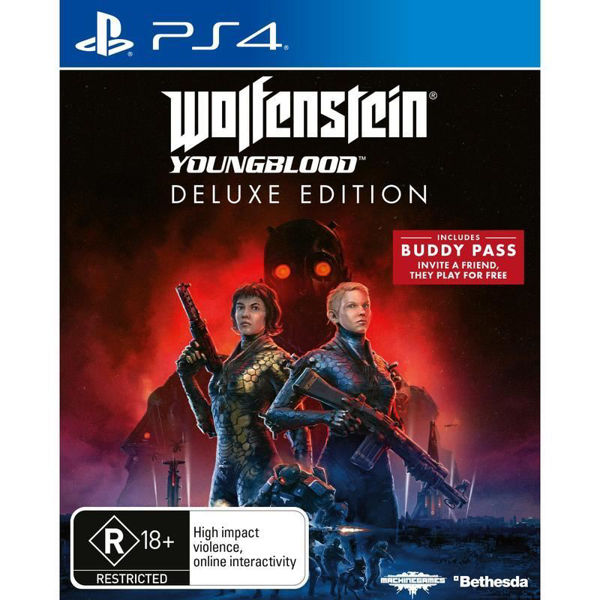 Picture of Wolfenstein: Youngblood Deluxe Edition - PS4