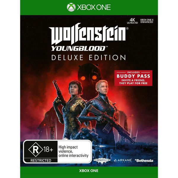 Picture of Wolfenstein: Youngblood Deluxe Edition - XboxOne