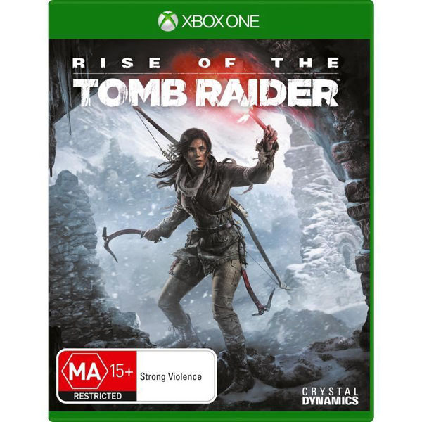 Picture of Rise of the Tomb Raider- XboxOne