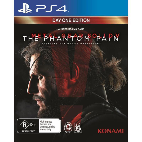 Picture of Metal Gear Solid V: The Phantom Pain Day One Edition - PS4