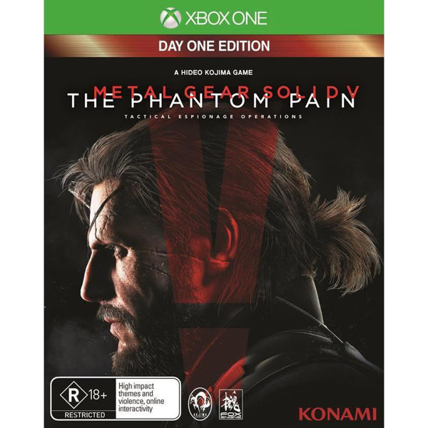 Picture of Metal Gear Solid V: The Phantom Pain Day One Edition - XboxOne