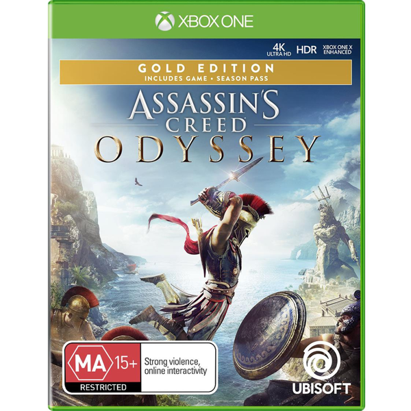 Picture of Assassin's Creed Odyssey Gold Edition - XboxOne