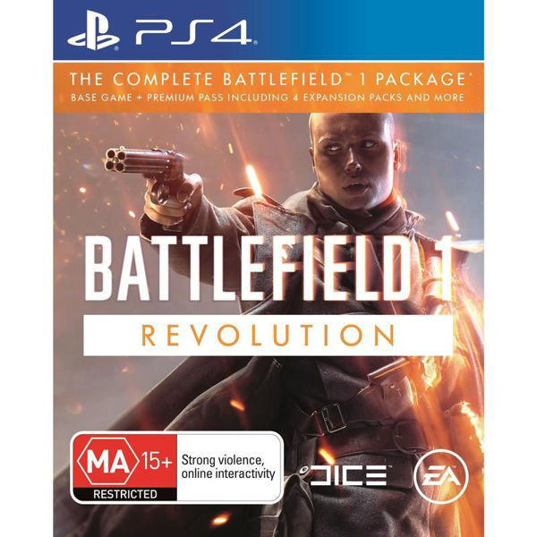 Picture of Battlefield 1 Revolution Edition - PS4