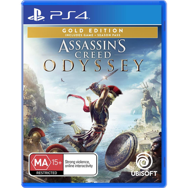 Picture of Assassin's Creed Odyssey Gold Edition - PS4