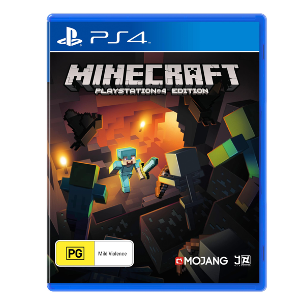 Picture of Minecraft: Playstation 4 Edition - PS4