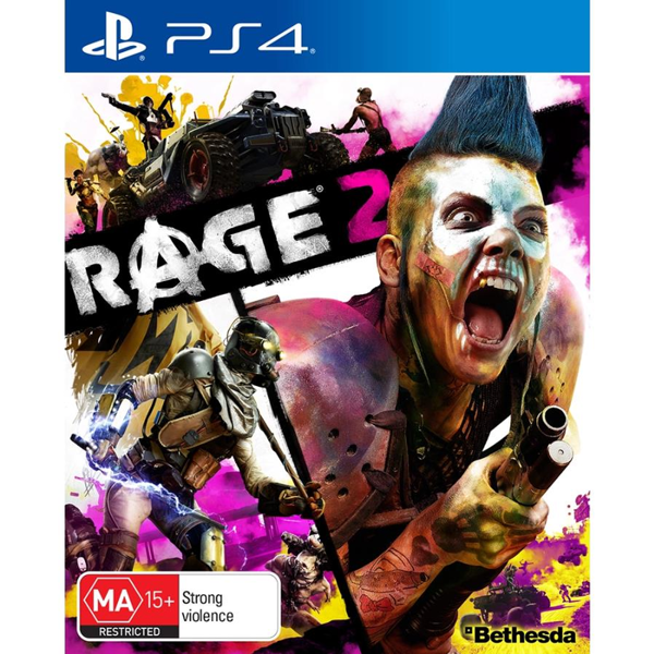 Picture of Rage 2 - PS4