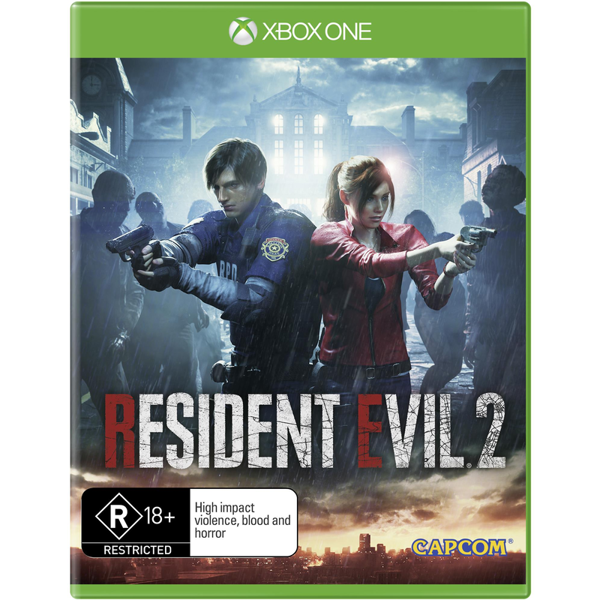 Picture of Resident Evil 2 - XboxOne