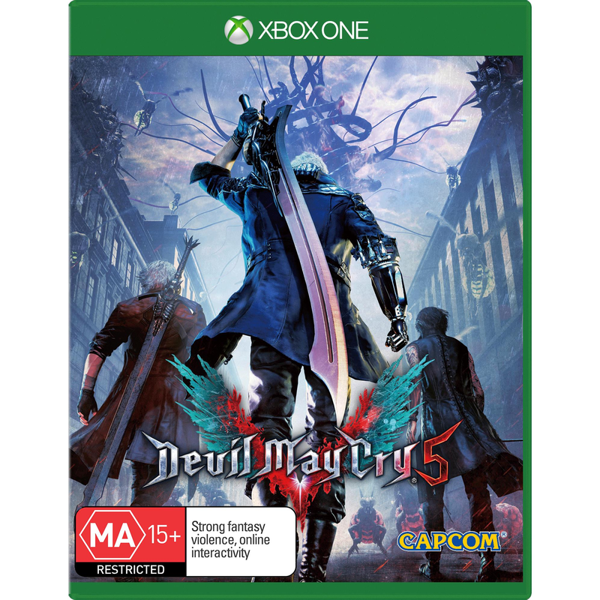Picture of Devil May Cry 5 - XboxOne