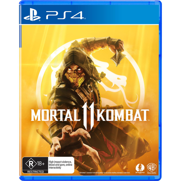 Picture of Mortal Kombat 11 - PS4