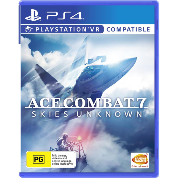 Picture of ACE COMBAT 7: Skies Unknown - PS4
