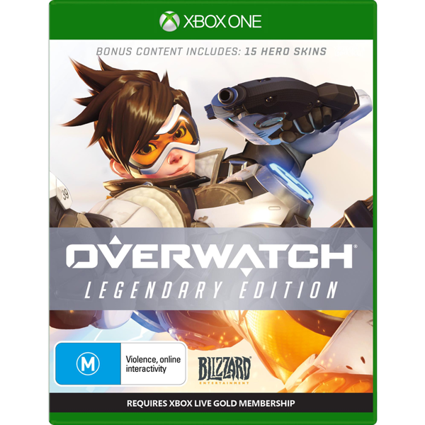Picture of Overwatch Legendary Edition - XBoxOne