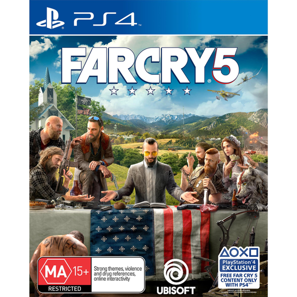 Picture of Far Cry 5 - PS4