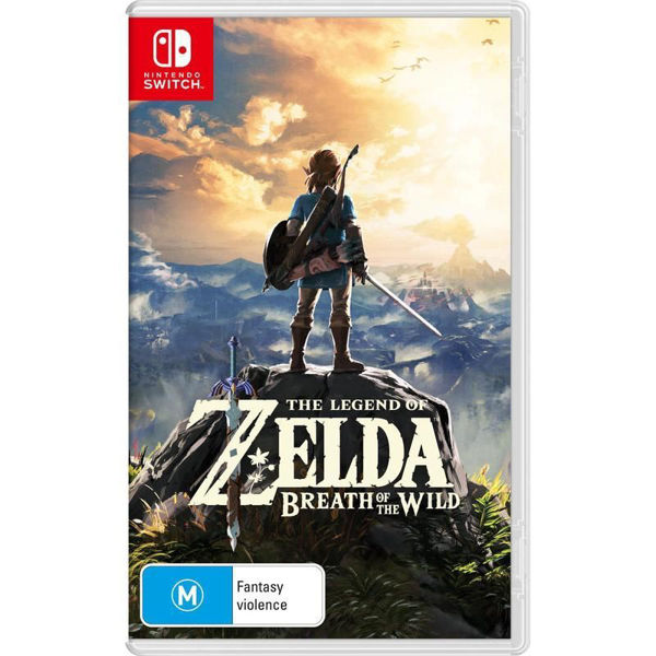 Picture of The Legend of Zelda: Breath of the Wild   - Nintendo Switch