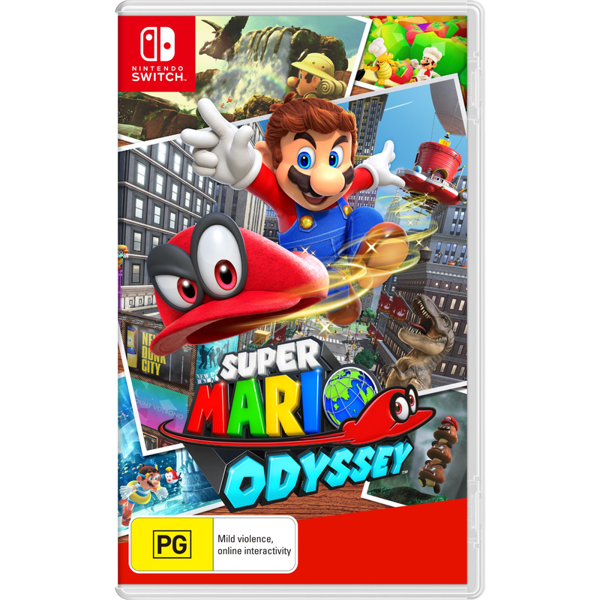 Picture of Super Mario Odyssey    - Nintendo Switch